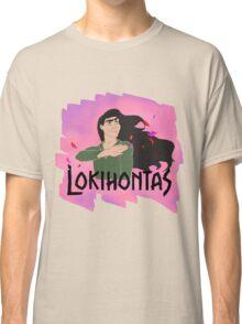 Lokihontas Classic T-Shirt