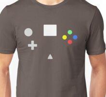 Dreamcast Controller Unisex T-Shirt