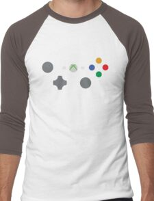 Xbox 360 Controller Men's Baseball ¾ T-Shirt