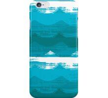 Wave Pattern iPhone Case/Skin