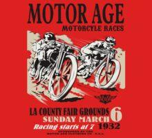 Motor Age LA Race Day T-Shirt