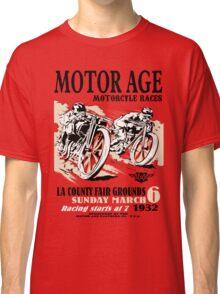 Motor Age LA Race Day Classic T-Shirt