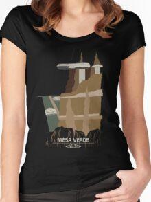 Mesa Verde Women's Fitted Scoop T-Shirt