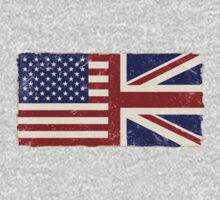 Anglo American Flag by FrozenLip