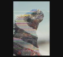 Iguana Glitched by AluminiumEagles