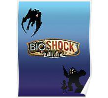 Bioshock Combined Poster