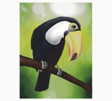Toucan by djfilup
