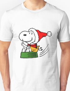 Snoopy Claus T-Shirt