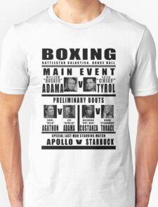 BSG Boxing Card T-Shirt