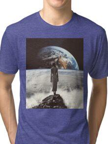 Crashing Waves Tri-blend T-Shirt