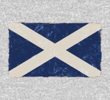 Scottish Flag by FrozenLip
