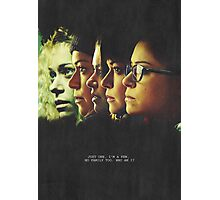 The Clone Club Photographic Print