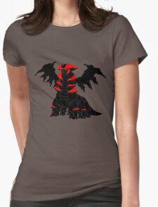 Pokemon - Giratina Womens Fitted T-Shirt