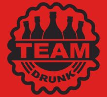 Team Drunk Stamp by Style-O-Mat