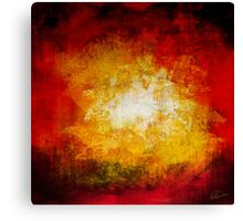 The Passion Within Canvas Print