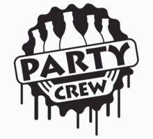 Party Crew Graffiti by Style-O-Mat