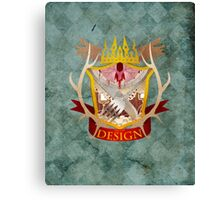 Hannibal Crest Canvas Print