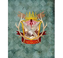 Hannibal Crest Photographic Print