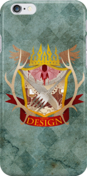 Hannibal Crest by ravefirell
