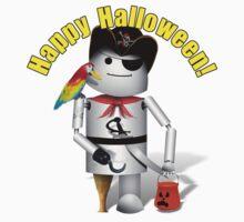 Happy Halloween from Robo-x9 by Gravityx9
