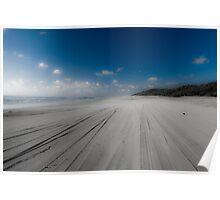 Fraser Island - Eastern Beach Poster