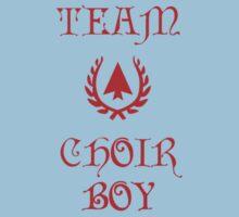 Team Choir Boy by MissMomiMallow