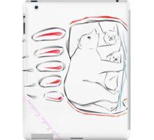 Bear Family iPad Case/Skin