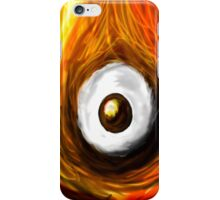 On Fire (1) iPhone Case/Skin