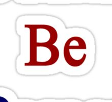 I'd Rather Be In Paraguay  Sticker
