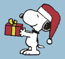 Snoopy has a Present by CeaserTee