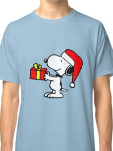 Snoopy has a Present Classic T-Shirt