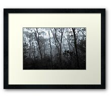 Breathe Me Framed Print