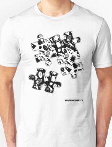Warehouse 13 Items Puzzle Unisex T-Shirt