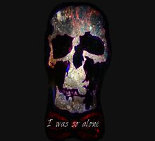 Wholock Skull *SPACE* Unisex T-Shirt