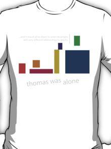 Thomas Was Alone T-Shirt