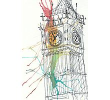 Big Ben Photographic Print