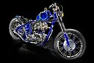 Triumph Custom Bobber by Frank Kletschkus