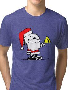 Snoopy Xmas Tri-blend T-Shirt