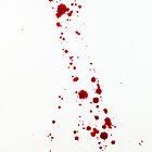 Blood Spatter Cast Off by jenbarker