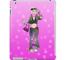 Punk Chick iPad Case/Skin