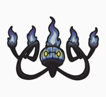 Chandelure by Ashteritops