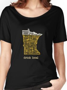 MN Drink Local Women's Relaxed Fit T-Shirt