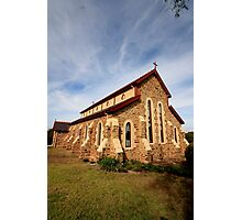 St Lukes Anglican Church, Gulgong NSW Photographic Print