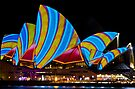 Sydney's Vivid Festival 2013 I by Adam Le Good