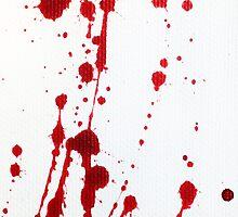Blood Spatter 10 by jenbarker