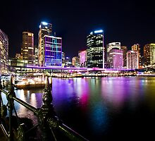 Sydney's Vivid Festival, 2013 III by Adam Le Good