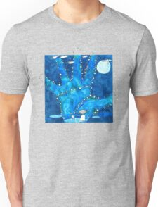 The Great Hand in the Sky Unisex T-Shirt