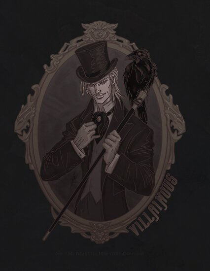 Villainous by LilyM