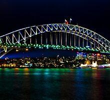 Sydney's Vivid Festival, 2013 IV by Adam Le Good