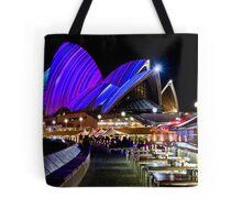 Sydney's Vivid Festival, 2013 VI Tote Bag